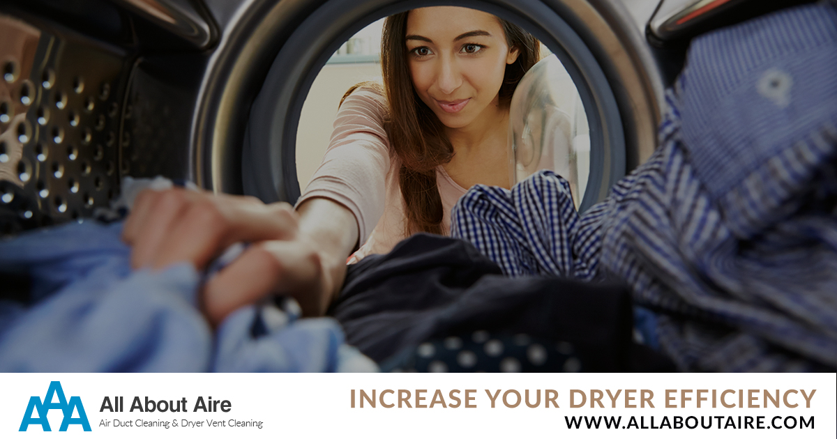 Increase Your Dryer Efficiency