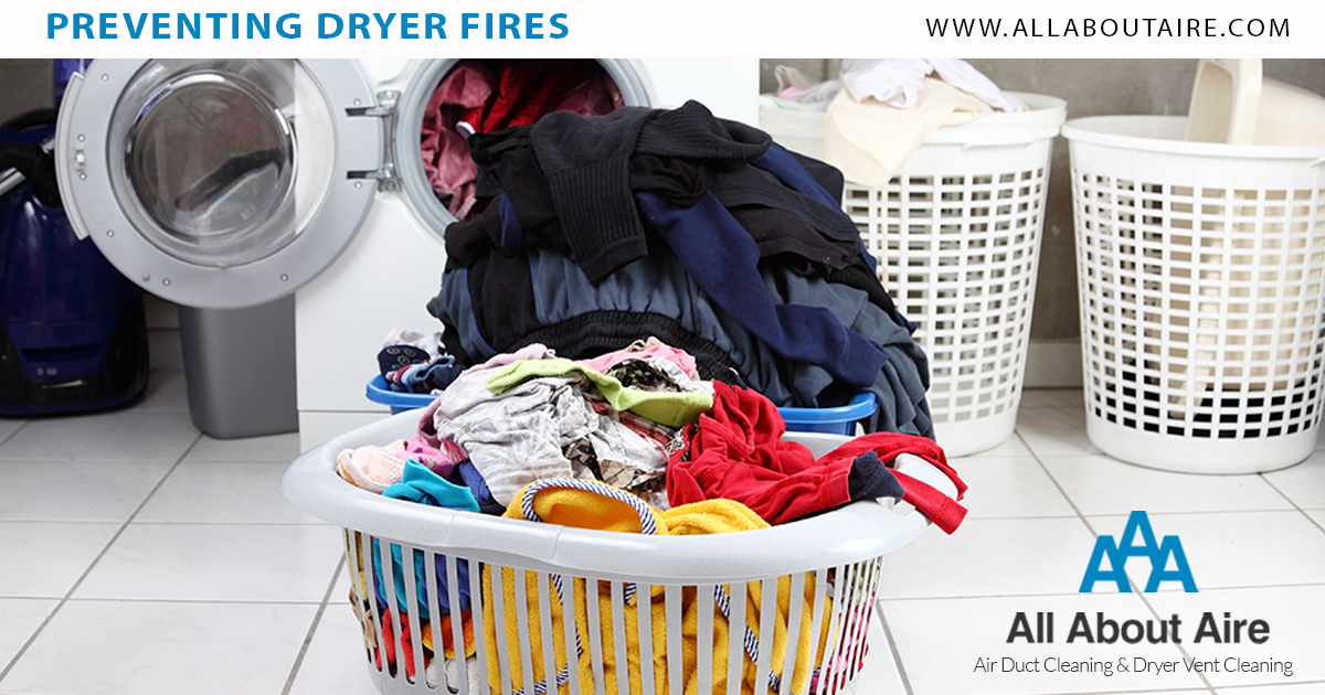 Preventing Dryer Fires
